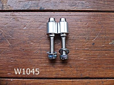 標準型三角台雙螺母用主鑰匙轉接座