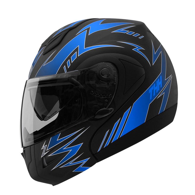 THH Flip Up Helmet T-796A Sonic