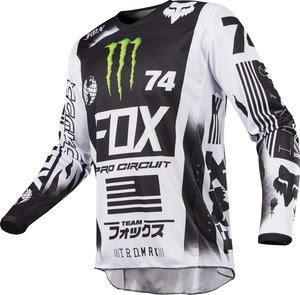 FOX 180 Pro Circuit Special Edition Jersey