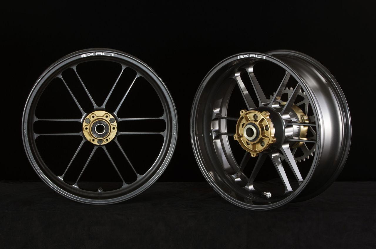 EXACT II  全鍛造鋁合金輪框