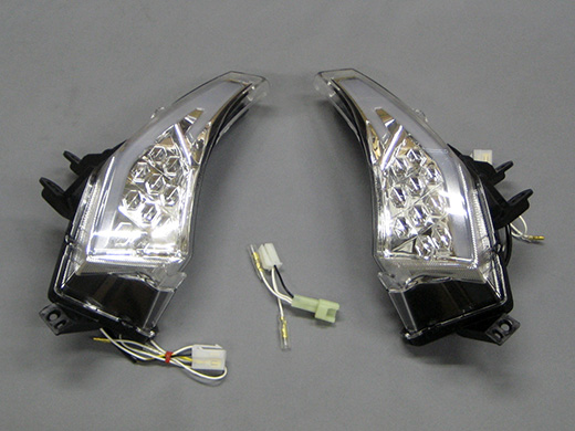 LED 流動式 前方向燈 L/R