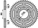 PBR 46齒鋼製後齒盤/ 525鏈條/ Honda AFRICA TWIN XRV750