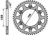 PBR 47齒鋁合金後齒盤/ 520鏈條
