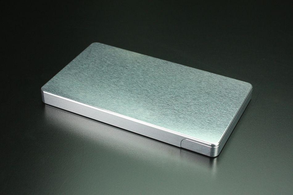 GILD design Duralumin Cut-out Business Card Holder [Solid]