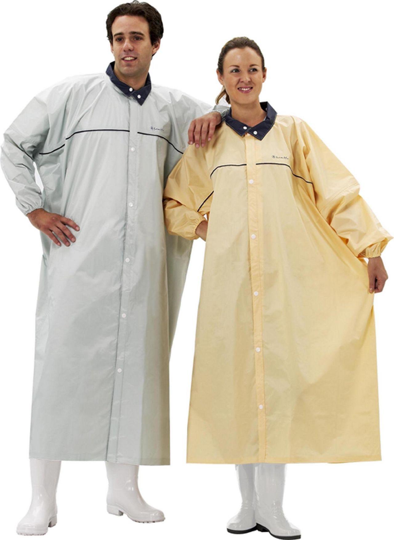 SAN-HO Windproof Front Opening Nylon Rain Suit t