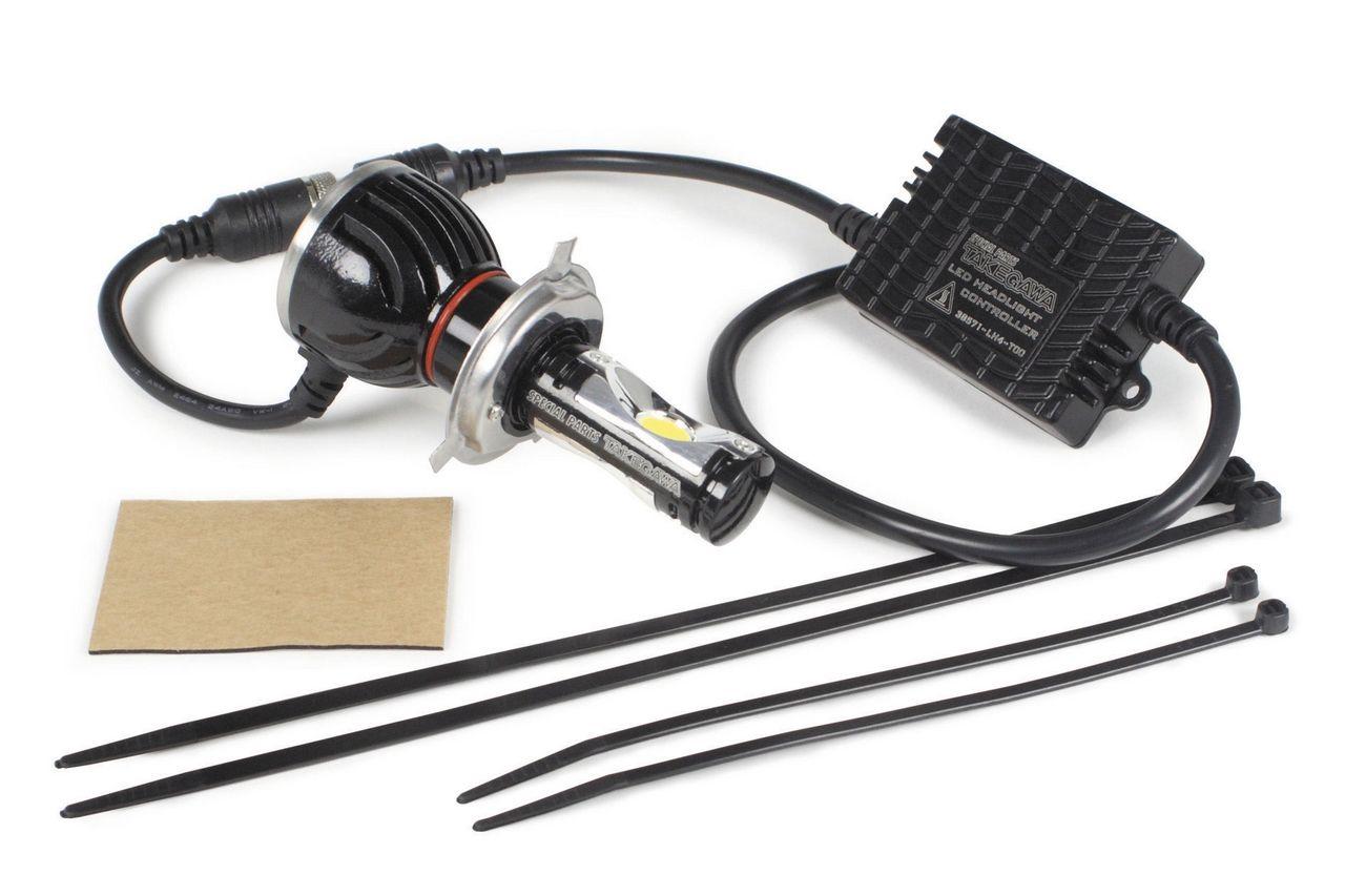 SP TAKEGAWA LED Headlight Kit 6000 12 V car. Universal