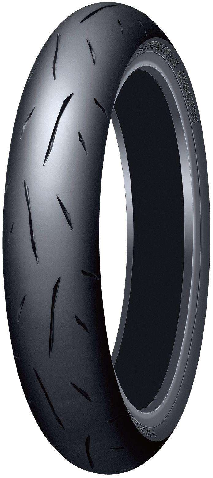 DUNLOP SPORTMAX α-14 Z [120/70ZR17MC (58W) TL] Tire