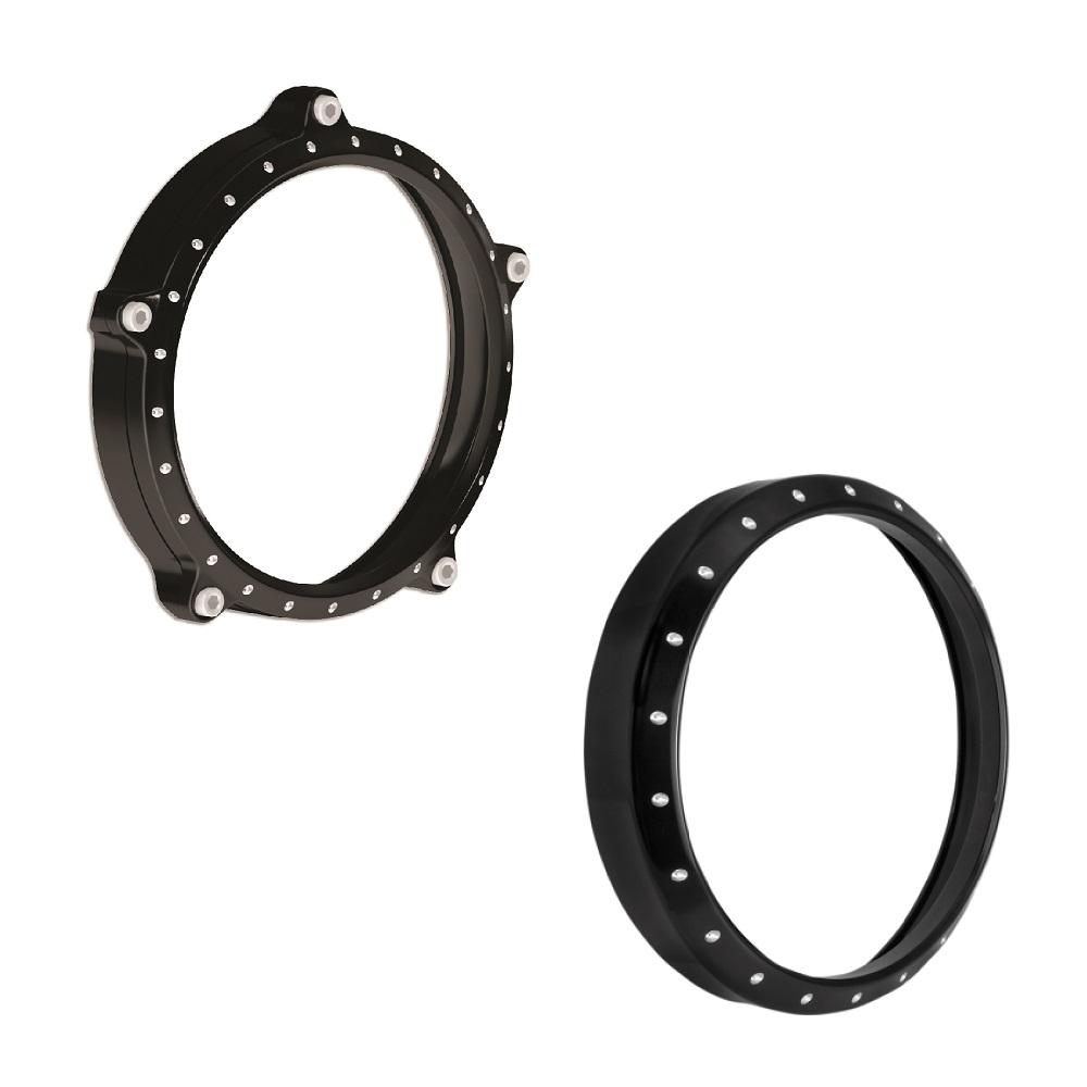 RSD Roland Sands Design Headlight Bezel 7-inches Tracker