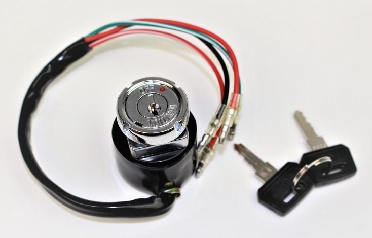 MINIMOTO Ignition switch