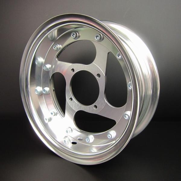 Monkey 10吋三片式構造 只有輪圈