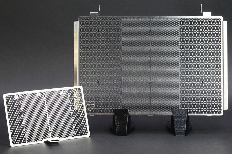 TRICK STAR Radiator & Oil Cooler Core Guard