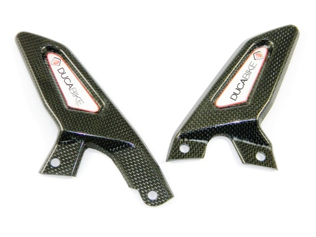 DUCABIKE Heel Plate for Panigale