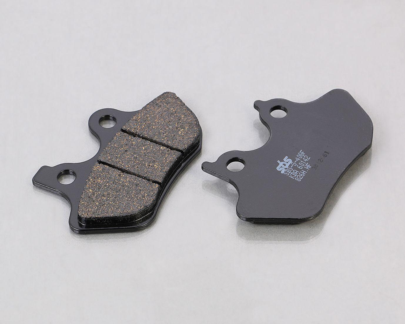 REAR BRAKE PADS fits HARLEY DAVIDSONSpringer Softail 05-06 FXSTS FXSTSi