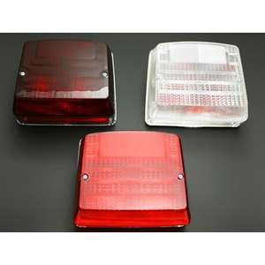 PMC(Performance Motorcycle Creative) MK-II/Z750FX-I Tail Lamp [Lens] [Special Price Item] [PMC Winter Sale]