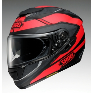 SHOEI GT-Air SWAYER [TC-1 Red/Matte Black] Helmet