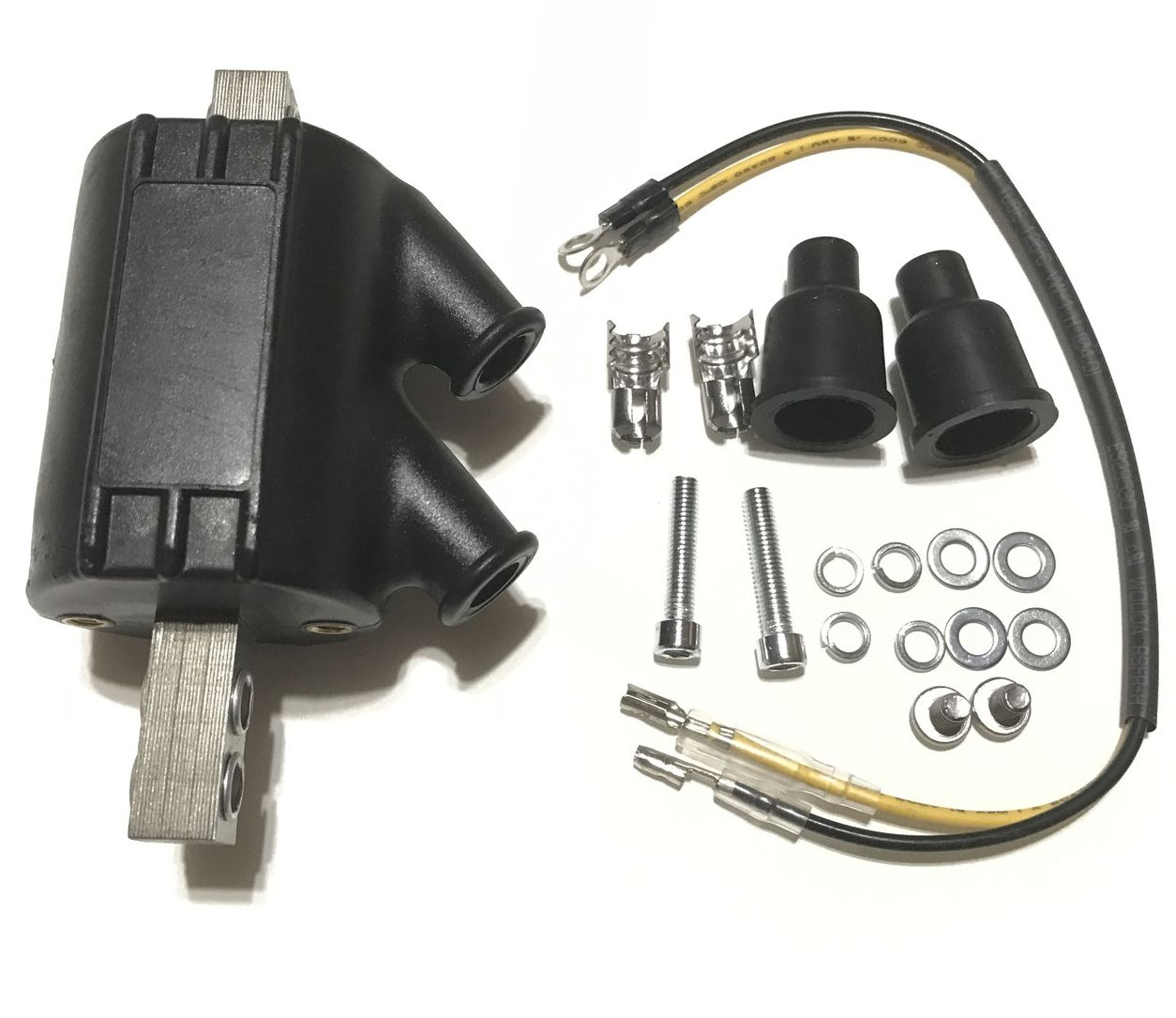 H.Craft High Power Ignition Coil 3Ω Dual Lead