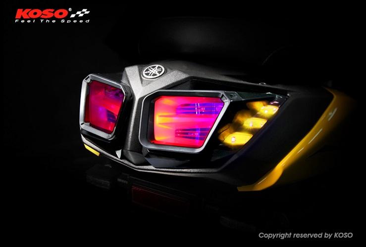 KOSO LED Tail Light Kit
