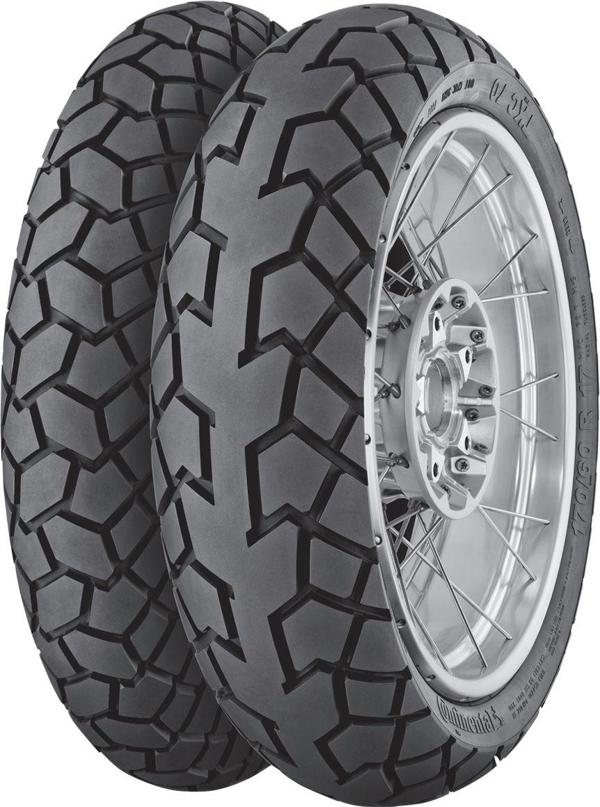 Continental TKC 70 Twinduro [150/70R18 M/C 70T TL M+S] Tire