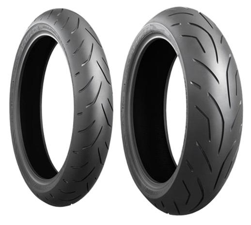 BRIDGESTONE BATTLAX TS100 [190/50 ZR17 M/C (73W) TL] Tire