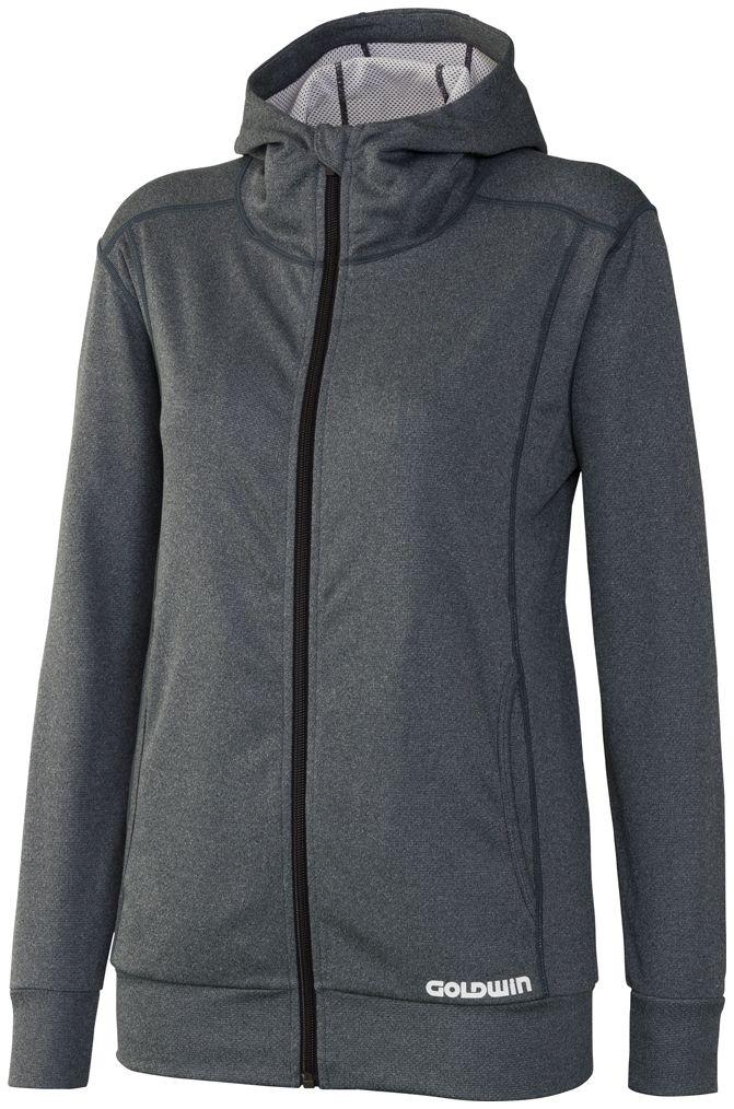 GOLDWIN Full   zipSweat   hoodie   GSM 24700