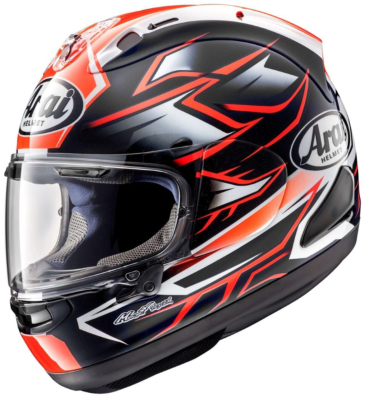Arai RX-7X GHOST Helmet