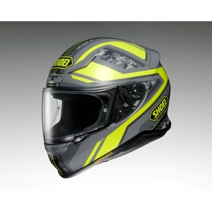 SHOEI Z-7 PARAMETER [TC-3 Yellow/Gray] Helmet