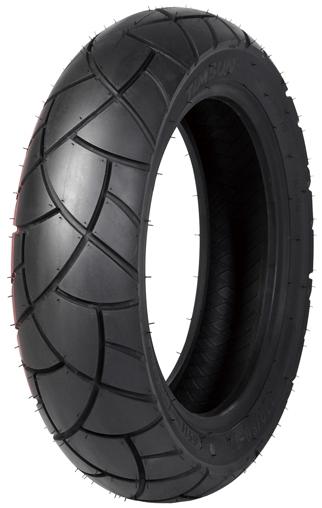 TIMSUN TS 636 [120/90-10] Tire