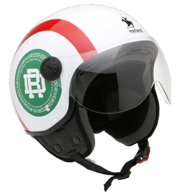 RODEO DRIVE CASCO FLAG Helmet
