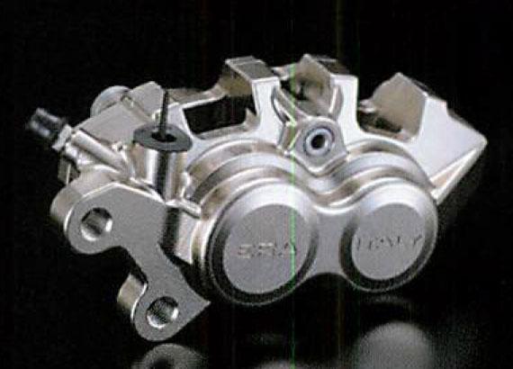 Different Type 4-piston Billet Caliper