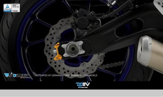 Suspensions / Rearsets / Wheels / Swingarms