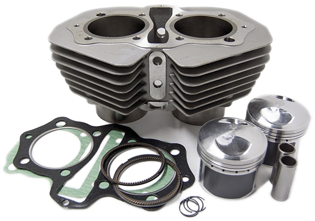 MOTOR ROCK Big   bore   750 cc   Cylinder & Cylinder   Kit   Repair   Parts   Standard   Piston   Kit