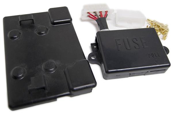 MOTOR ROCK Fuse box