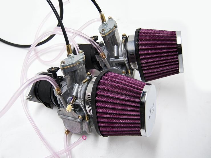 MOTOR ROCK Carburetor   kit   Assembly
