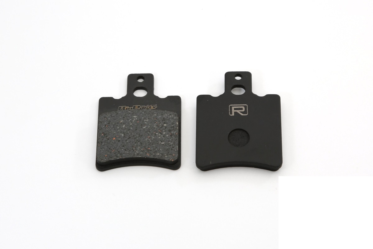 Rin Parts Brake Pads [ Aluminum Scraping Out 2 for POTCaliper]