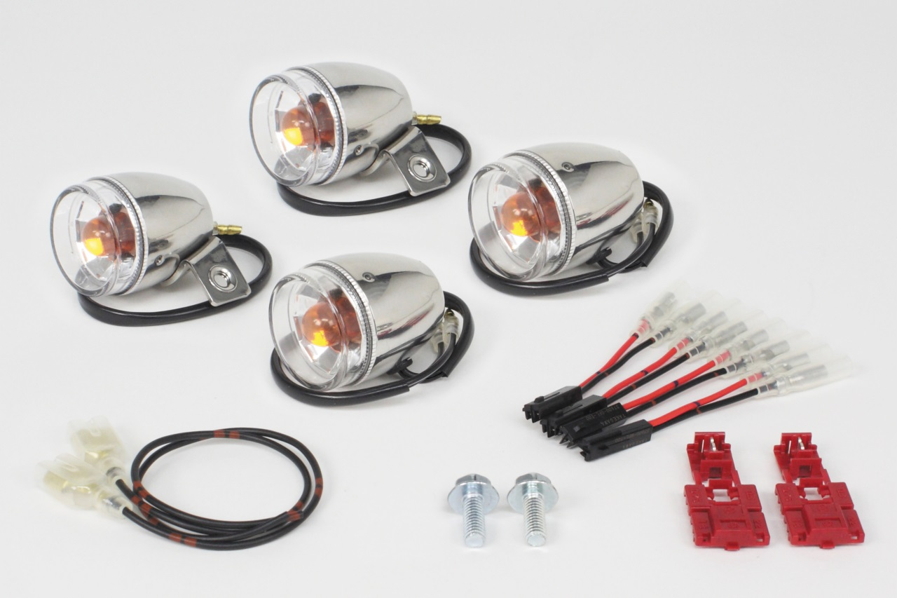 SP TAKEGAWA (Special Parts TAKEGAWA) Mini Blaze Blinker Kit