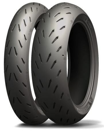 MICHELIN POWER RS [180/55ZR17 M/C (73W) TL] Tire