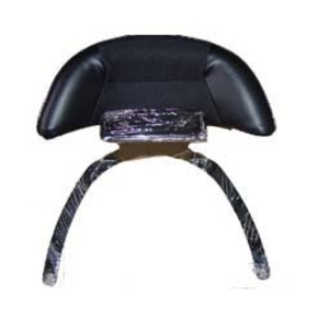 K&S GSR125 Backrest Set