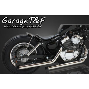 GARAGE T&F Drag Pipe Exhaust System