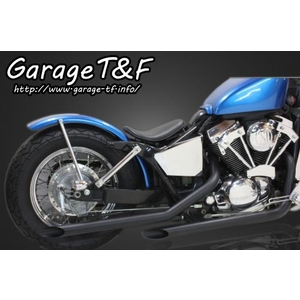 GARAGE T&F Drag Pipe Exhaust Type 1