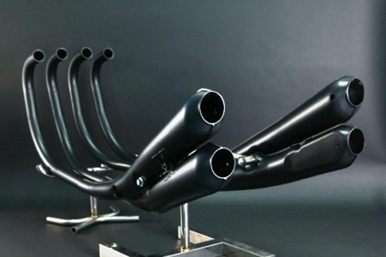 M Tec Chukyo Mrs Hand Bent Quadruple Exhaust System Mrs