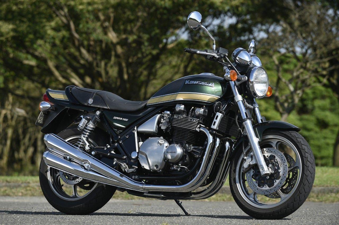 Kawasaki Zephyr Rearsets