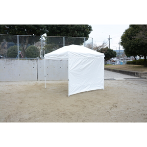 SHINANO TENT [Direct Delivery] Branding Tent FIT Exclusive Side Curtain