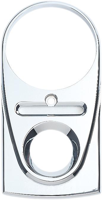 【JOKER MACHINE】水滴型儀表邊框 平面型 【TEAR DROP DASH SMO. [DS-373881]】 - 「Webike-摩托百貨」
