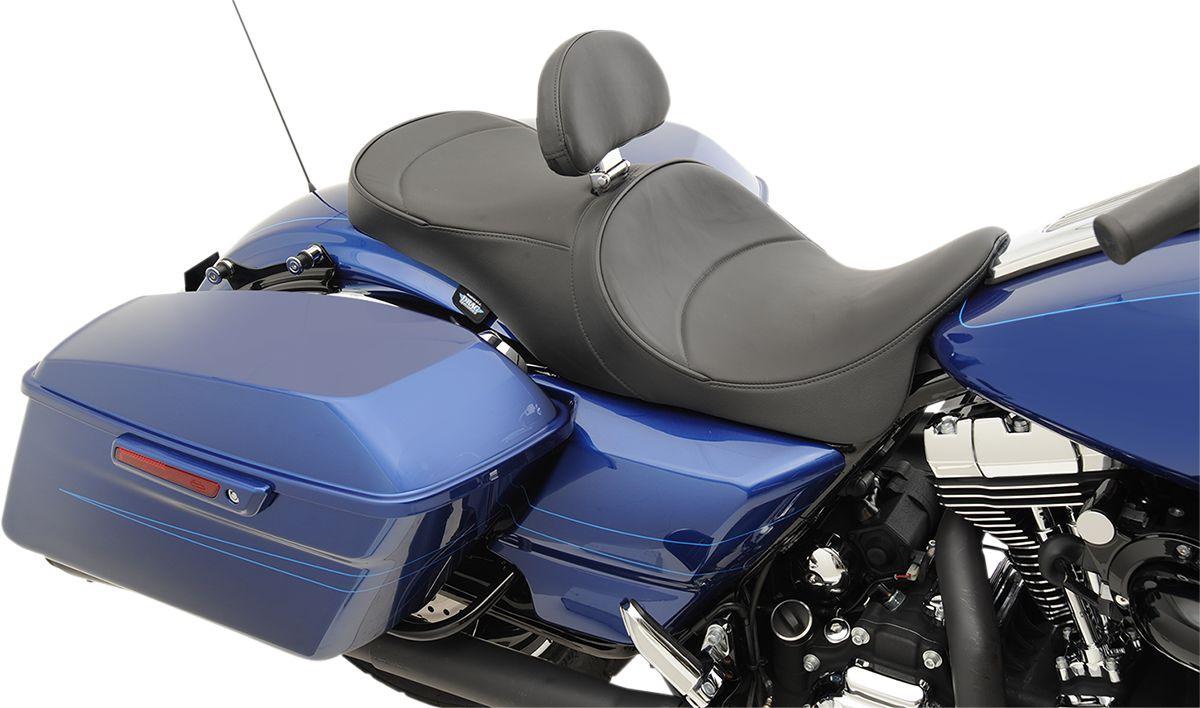 【Drag Specialties】後靠背/EZ GLIDE II 小型 【BACKREST EZ GLIDEII SMALL [0822-0133]】 - 「Webike-摩托百貨」