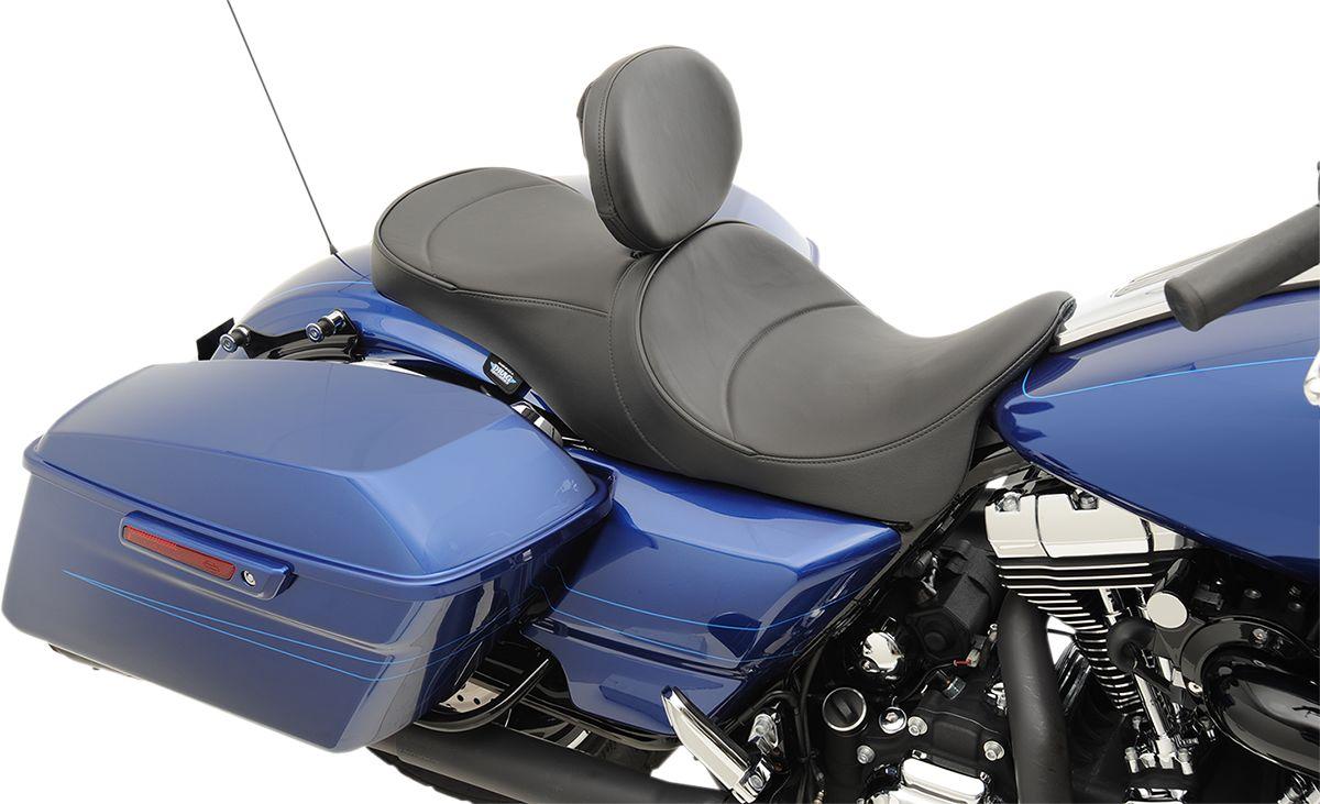 【Drag Specialties】後靠背/EZ GLIDE II 大型 【BACKREST EZGLIDE II LRG [0822-0154]】 - 「Webike-摩托百貨」