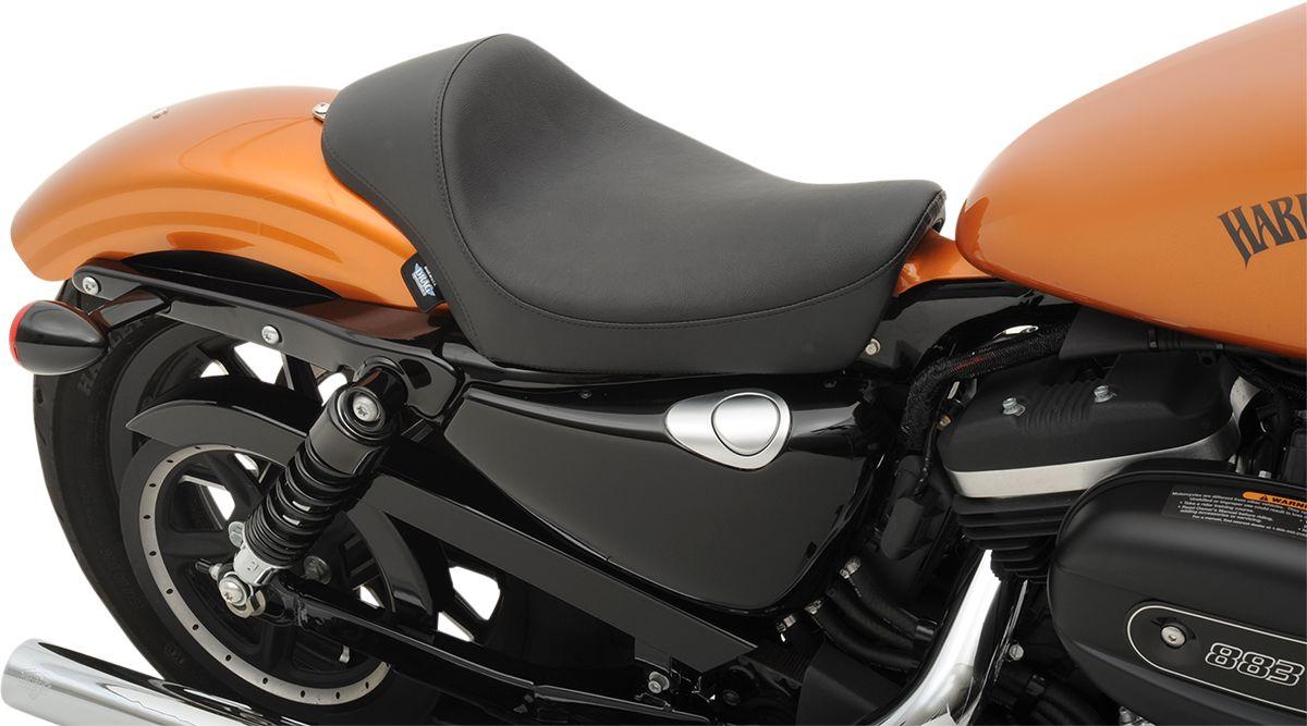 【Drag Specialties】單座坐墊/平滑 10-17 XL 【SEAT SOLO SMTH 10-17 XL [0804-0607]】 - 「Webike-摩托百貨」