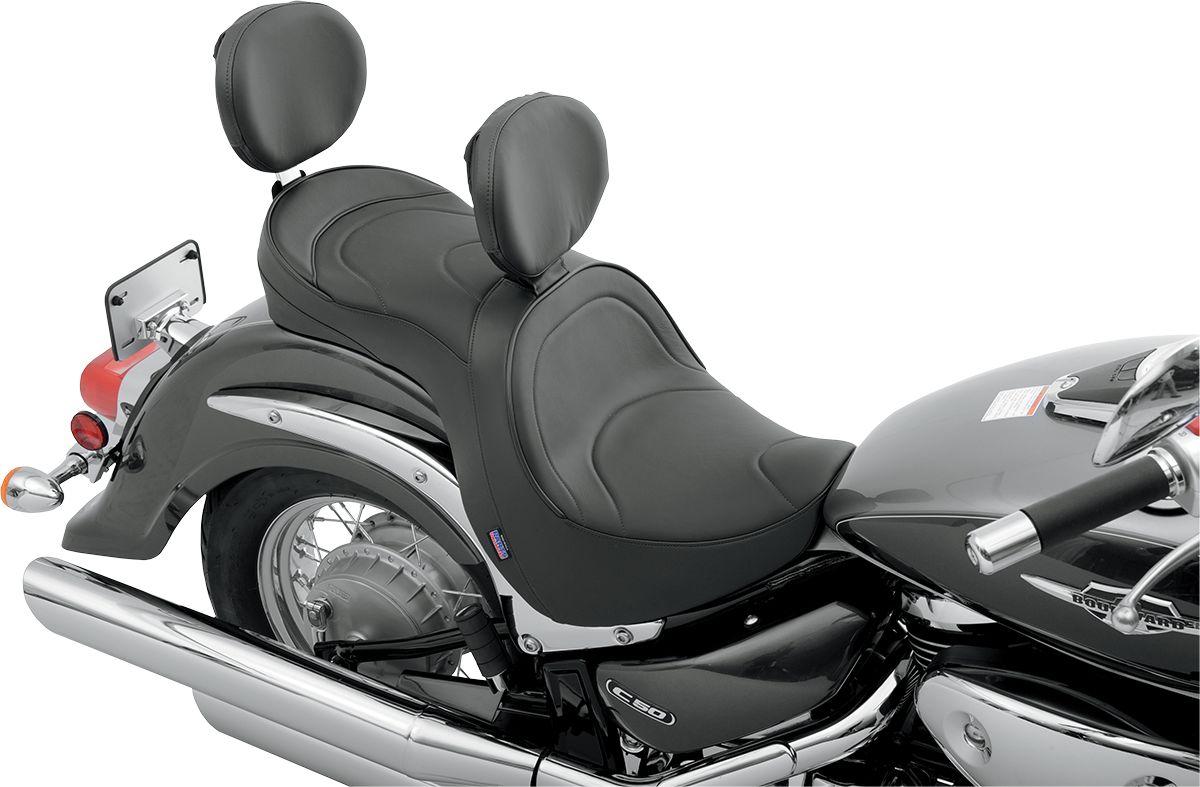 【Drag Specialties】後靠背/EZ GLIDE I 【BACKREST EZ GLIDE I [0822-0135]】 - 「Webike-摩托百貨」