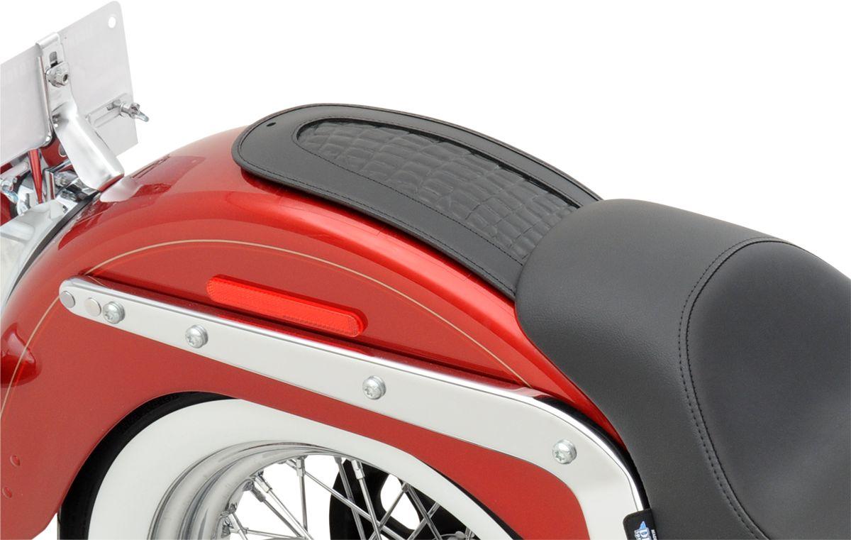 【Drag Specialties】土除飾板/ GATOR FLST 2007-17 【SKIN FENDR GTR FLST 07-17 [1405-0145]】 - 「Webike-摩托百貨」