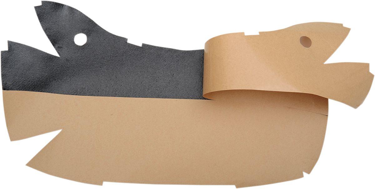 【Drag Specialties】襯墊套件/硬式行李箱 2014-17FL 【LINING KIT HDBAGS 14-17FL [3501-0943]】 - 「Webike-摩托百貨」