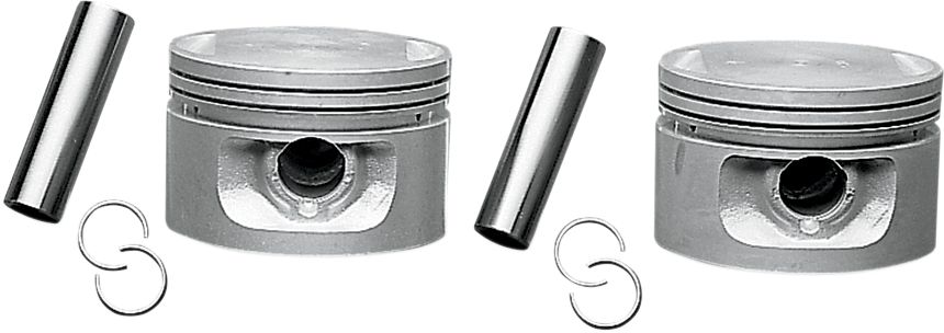 【Drag Specialties】活塞套件/ 標準  1200CC XL 【PISTONS 1200CC XL STD [DS-750766]】 - 「Webike-摩托百貨」